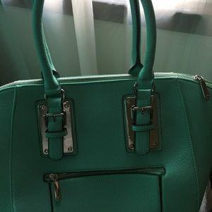 Beautiful Light Turquoise Charming Charlie Satchel